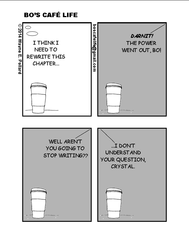 Crystal-Power Outage