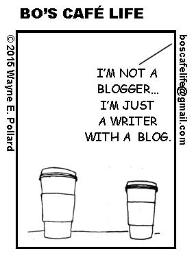 Gavin-Not a Blogger
